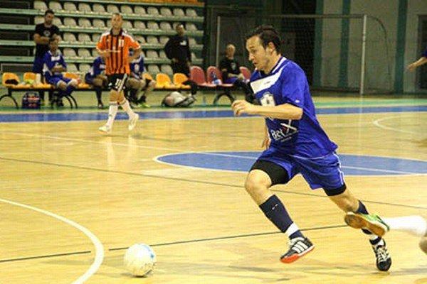 Martin Dudáš strelil v prvom zápase za Nitru tri góly.