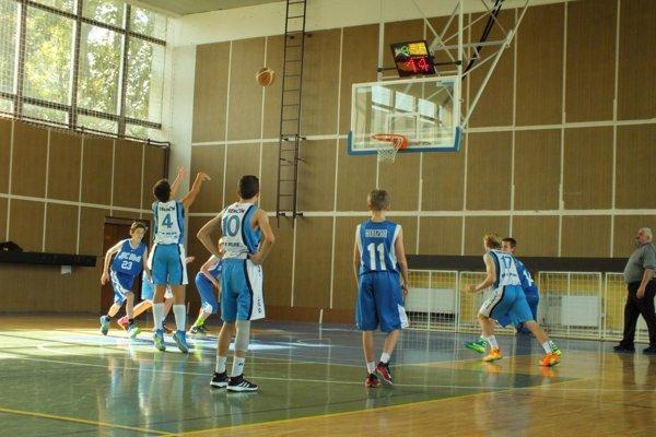 Basketbalisti Trenčína v novej sezóne hrajú súťaž s moravskými tímami.
