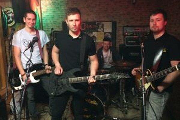 Žiarska kapela pôsobí na punkovej scéne už dvadsať rokov.