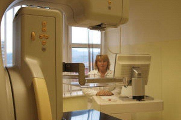 V žiarskej nemocnici otvárajú nové mamografické pracovisko.