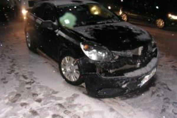 Za nehodou bola nepozornosť vodiča Opla.