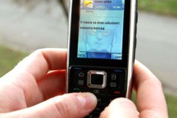 S cudzou SIM-kou prevolali a preesemeskovali 740 eur.