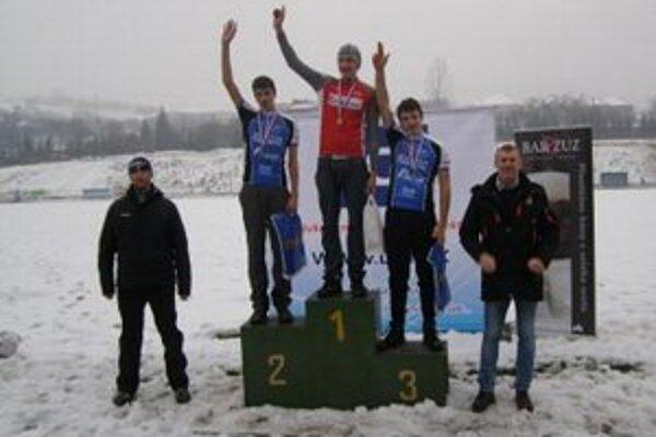 Žiarčania vyhrali Slovenský pohár v cyklokrose.