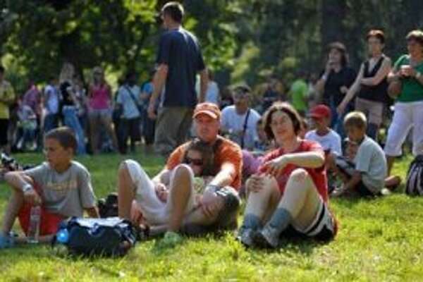 Po niekoľkých ročníkoch City fest v mestskom parku končí. Organizátori preň v Žiari hľadajú nové miesto.