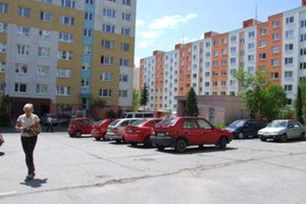 Na banskoštiavnickom sídlisku chce mesto postaviť bytovku s 32 nájomnými bytmi.