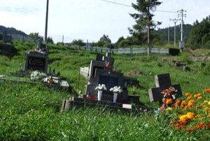 Na bzenickom cintoríne v časti Bukovina sa stále nepochováva.