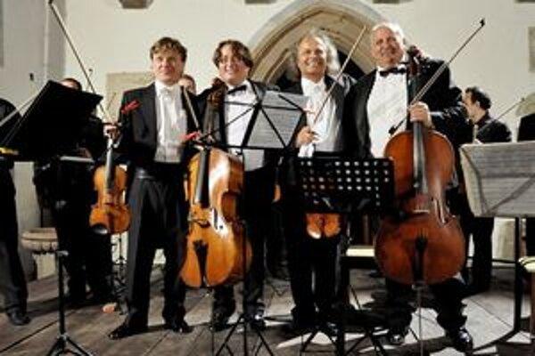 Festival ponúkne koncerty vážnej hudby.
