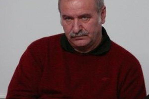 Nový predseda ObFZ Žiar nad Hronom - Karol Ihring.