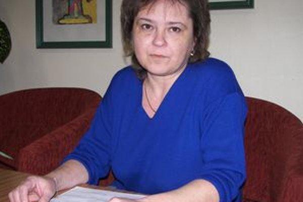 Najhoršie sú na tom učitelia matematiky. Tvrdí riaditeľka základnej školy Monika Dobrotová.