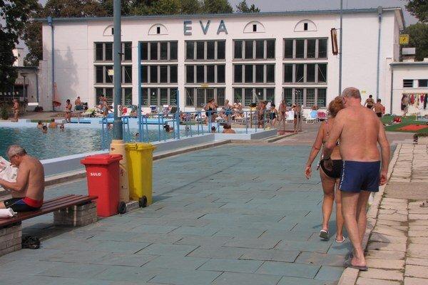 Kúpalisko Eva už zatvorili. Ďalšiu, v poradí už 82. sezónu, chcú rozbehnúť opäť koncom mája.