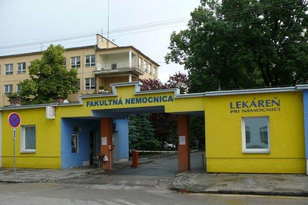 Nemocnica sa s  rodinou dohodla na mimosúdnom  vyrovnaní.