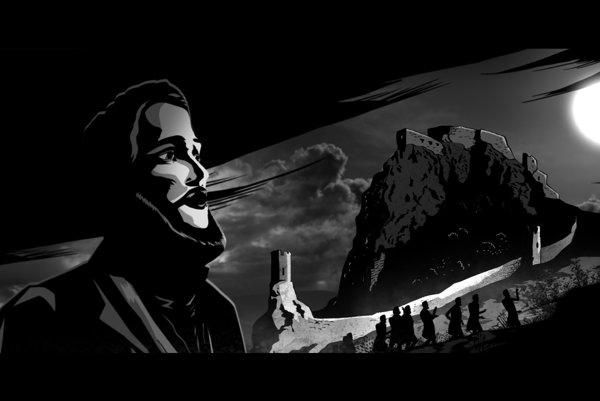 Hraný dokument True Štúr (2015) vysiela Jednotka v nedeľu 25.10. o 21.15.