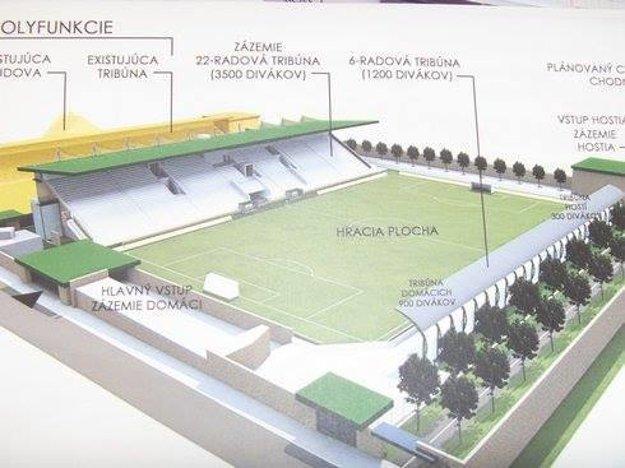 K návrhu nového štadióna majú niektorí poslanci výhrady. Návrh sa však ešte bude prerokovávať.