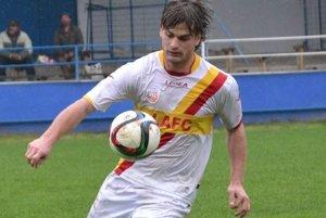 Strelec LAFC Lučenec Radoslav Máč.