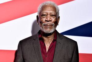Najznámejší hlboký hlas v Hollywoode má herec Morgan Freeman.