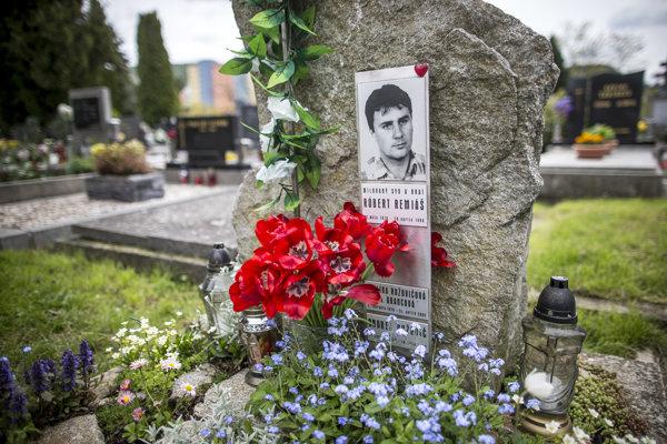 Vražda Róberta Remiáša nie je objasnená ani po dvadsiatich rokoch.