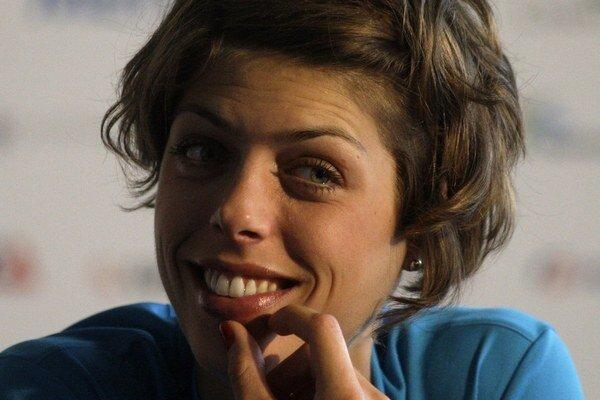 Blanka Vlašićová je dvojnásobná majsterka sveta v skoku do výšky (2007 a 2009). Na olympiáde v Pekingu (2008) získala striebro, je tiež majsterkou Európy (2010). Jej osobný rekord vonku je 208 centimetrov, čo je len centimeter od svetového rekordu