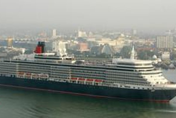 Najnovší prírastok spoločnosti Cunard.