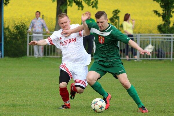 Veľké derby sa hralo v Malinovej.