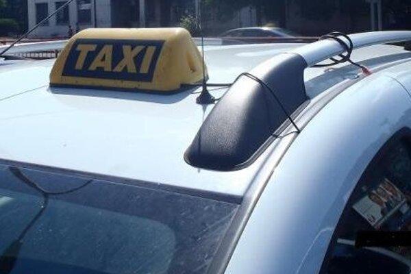 Vo Zvolene kontrolovali taxislužby.