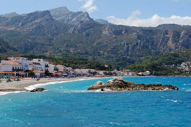 Samos je dobré miesto najmä pre odpočinok na pláži.