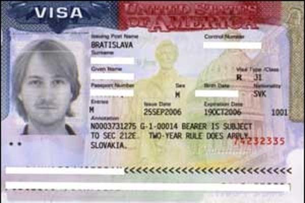 Americké víza v slovenskom pase
