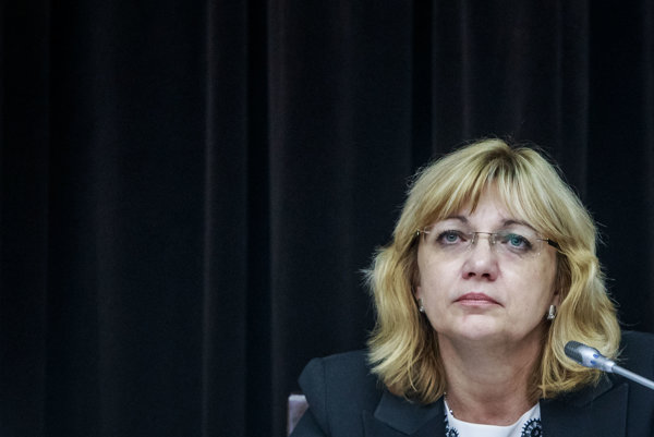 Parlamentu bola doručená žiadosť predsedníčky Súdnej rady SR Jany Bajánkovej.