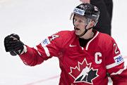 Kanadu vedie na majstrovstvách sveta ako kapitán Corey Perry.