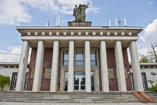 Budova Ekoiuventy.