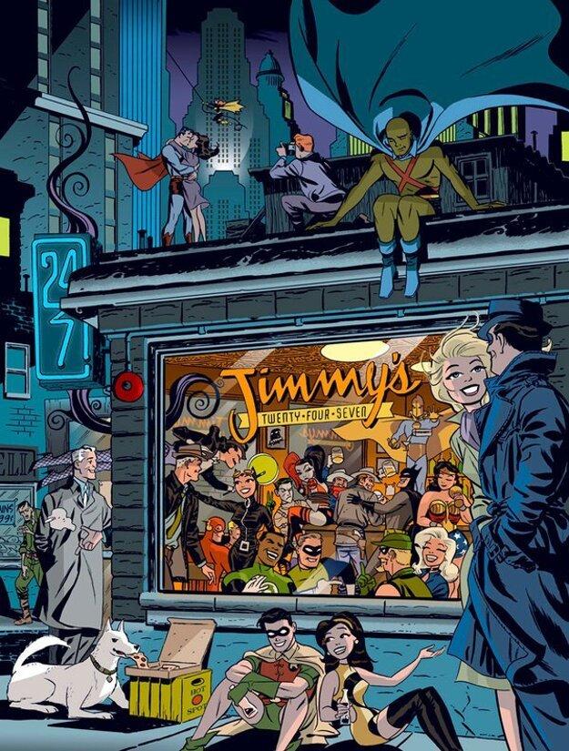 Cookeovi hrdinovia v sebe niesli niečo z pôvodného posolstva, vždy však vyjadrovali nádej a na ich tvárach sa často zablyslo čosi, čo je v komiksovom svete skôr raritou – úsmev.
