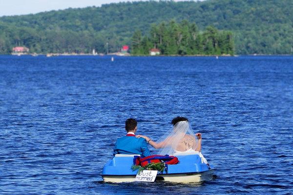 Tipy na svadobnú cestu pre dobrodružné páry.
