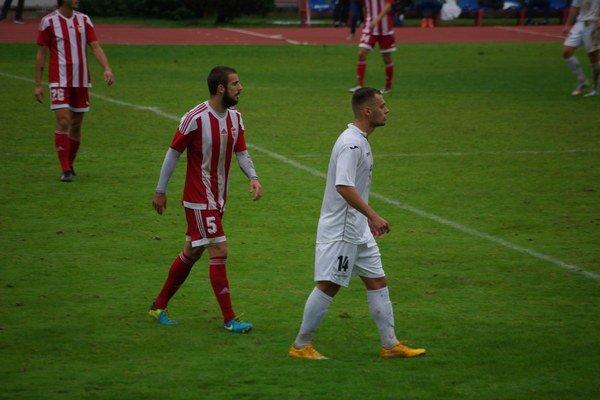 Dukla získala s Borčicami tri body.