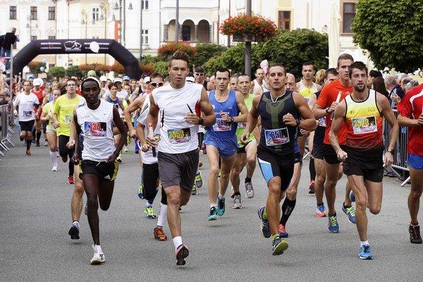 Banskú Bystricu čaká maratónsky víkend.