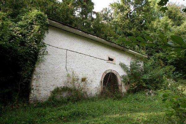 Vyústením podzemnej chodby je pivnica, ktorá sa zachovala prakticky v pôvodnom stave.