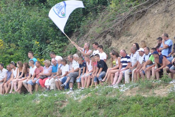 Fanúšikovia Chlebníc sa neradovali z víťazstva už tri zápasy za sebou.