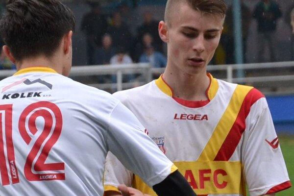 Čestný gól LAFC zariadil starší dorastenec Gergő Kelemen.