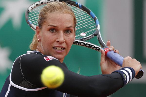 Tenistka Dominika Cibulková