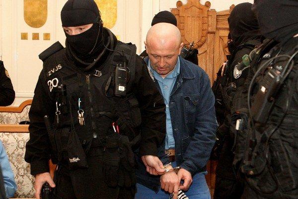 Odsúdený Jurij Fejér.