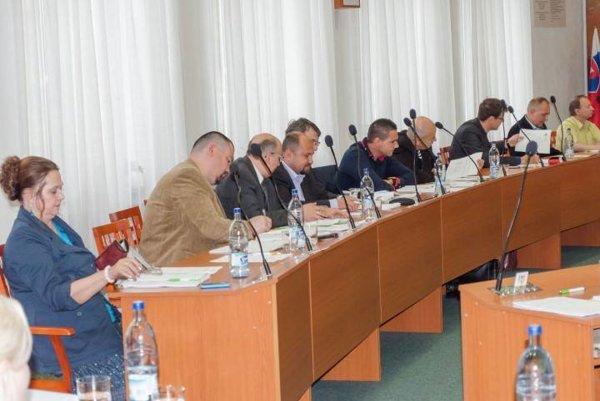 Rokovanie Mestského zastupiteľstva Čadca.