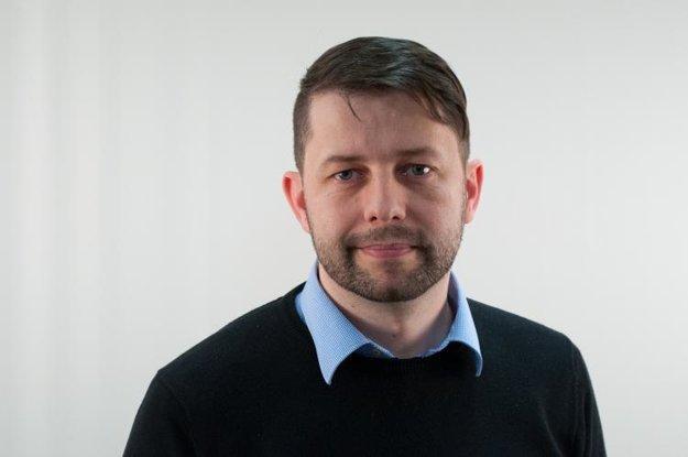 Podnikateľ Miroslav Očenáš.