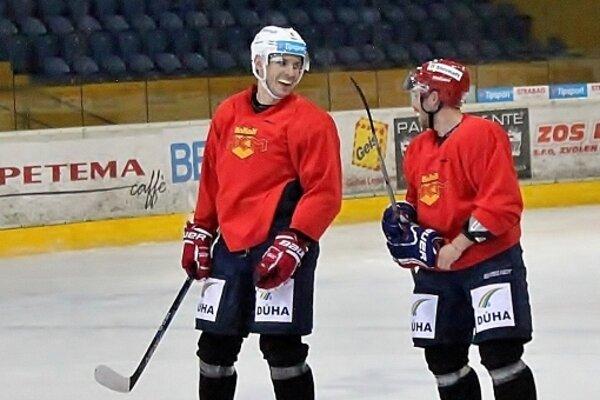 Lotyšskí legionári počas tréningu