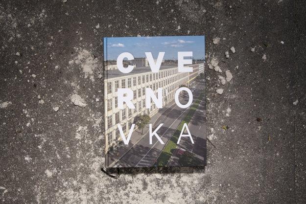 Ocenená výpravná publikácia Cvernovka od Martina Mistríka.