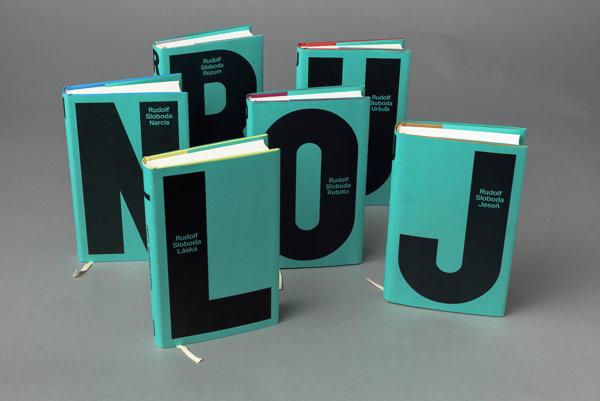 Národnú cenu za komunikačný dizajn 2016 získala knižná edícia Rudolf Sloboda grafického dizajnéra Borisa Meluša pre klienta vydavateľstvo Slovart.