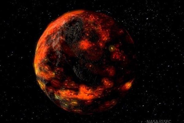 Voda sa na Mesiac dostala v čase, keď jeho povrch tvorili magmatické oceány.