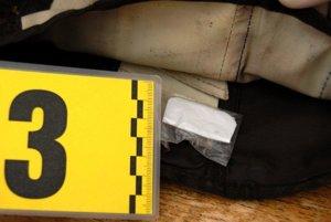Dílera drog zadržali policajti.