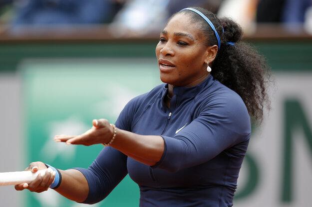 Serena akoby niektorým chybám ani neverila.