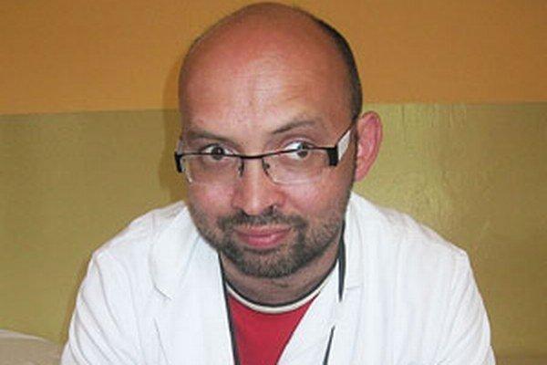 Lučenecký psychiater Peter Puci.