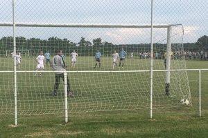 Boľkovce - Santrio Láza 0:5. Zápas sa nedohral.