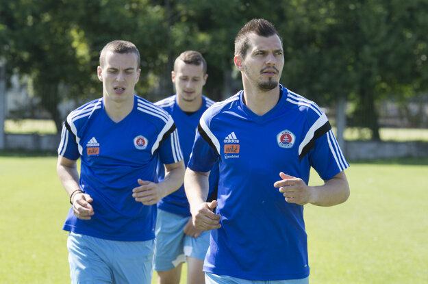 Slovan vstúpil do prípravy s jednoznačnou ambíciou - zabojovať o titul.