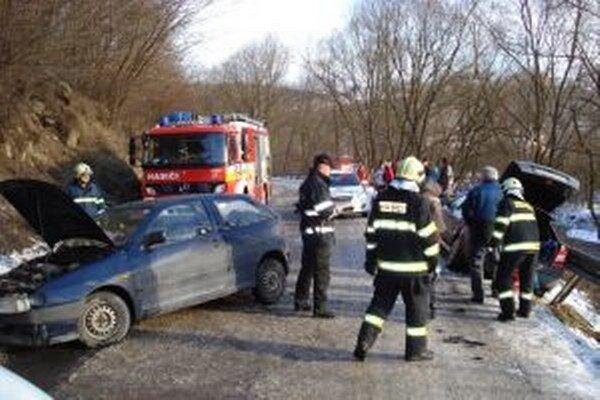 Jeseň prináša so sebou aj zvýšený počet dopravných nehôd.